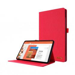 Husa Tableta Huawei MatePad Pro 10.8 inch material textil rosu