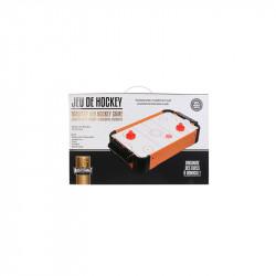 Joc de masa Air Hockey, 56 x 30 cm, 2 pucuri transport