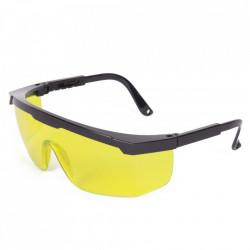 Ochelari de protectie pentru Polizat-Slefuit, brate reglabile, Galbeni