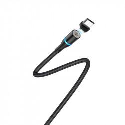 Cablu de incarcare magnetic Borofone, USB to Micro USB