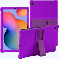 Husa de culoare mov pentru tablleta Samsung Galaxy Tab S6 Lite 10.4 inch