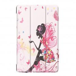 Husa Smart Cover pentru Tableta Samsung Galaxy Tab A7 Lite (SM-T220/T225) model tip zana