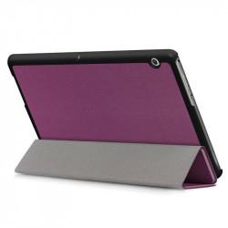 Husa de culoare mov pentru tableta Huawei MediaPad T3 10