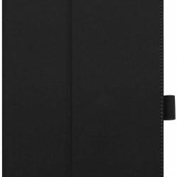 Husa tableta Samsung Galaxy Tab A 10.1 (2019), Book cover, culoare neagra