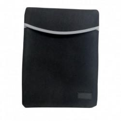 Husa universala pentru tableta de 10 inch, Neopren, Neagra