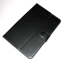 Husa universala tip carte pentru tableta de 9 inch - Neagra