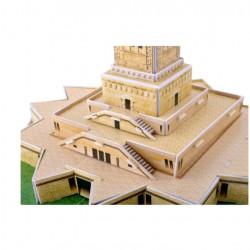 Puzzle 3D, 30 Piese