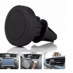 Suport auto magnetic pentru ventilatie auto - cu unghi reglabil