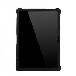Husa compatibila cu tableta Lenovo Tab M10 TB-X505/TB-X605 10.1 TPU cu stand - Negru