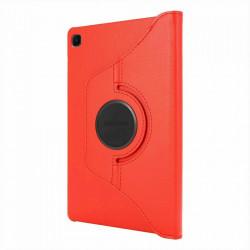 Husa rotativa pentru tableta Samsung Galaxy Tab S6 Lite 10.4 inch - rosie