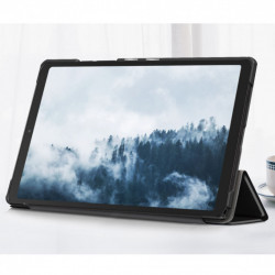 Husa Smart Cover pentru tableta Samsung Galaxy Tab A7 Lite (SM-T220/T225) bleu