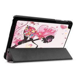 Husa roz pentru tableta Samsung Galaxy Tab A7 Lite