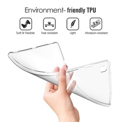 Husa TPU Samsung Galaxy Tab A - T510 T515 - 10.1 inch - Transparenta