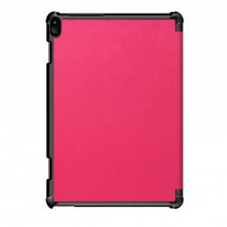 Husa Smart Cover Lenovo Tab P10 10.1 TB-X705F TB-X705L roz fuchsia