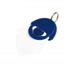Breloc NEAT, cu servetel pentru ochelari incorporat, Multicolor