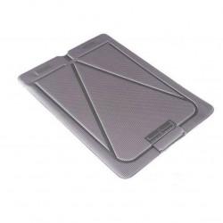 Husa cu stand pentru tablete de 10 inch, universala, gri