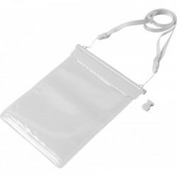 Husa impermeabila pentru tablete de 7 - 8 inch, IP68, ABS, PVC, Alba
