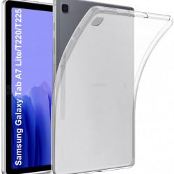 Husa pentru tableta Samsung Galaxy Tab A7 Lite (SM-T220/T225) TPU, subtire, Frosted
