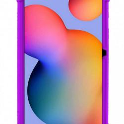 Husa pentru tableta Samsung Galaxy Tab S6 Lite 10.4 inch TPU cu stand - Mov