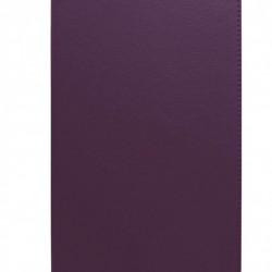 Husa rotativa pentru tableta Samsung Galaxy Tab S6 Lite 10.4 inch - mov