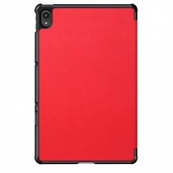 Husa Smart Cover Lenovo Tab P11 TB-J606F TB-J606X 11 inch (2020) rosie