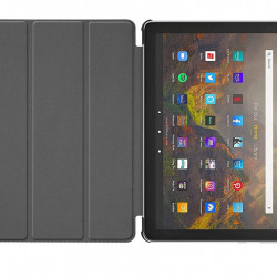 Husa Smart Cover pentru Amazon Fire HD 10 (2021) - negru