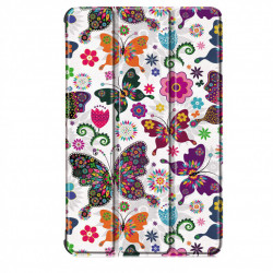 Husa Smart Cover pentru tableta Huawei MatePad 10.4 model fluture