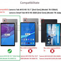 Husa compatibila la tableta Lenovo Tab M10 TB-X306F/TB-X306X 10.1