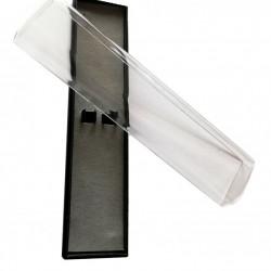 Stylus Pen Argintiu cu pix incorporat, universal