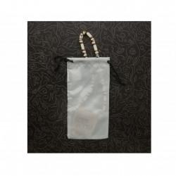 saculet pentru cadouri, din material textil,