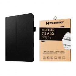 Set husa si folie de sticla pentru Samsung Galaxy Tab A 10.1 (2019), SM-T510/SM-T515