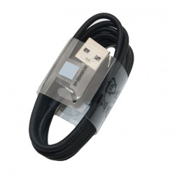 Cablu de incarcare USB to USB type C, EO-IG955,  100 cm, Negru