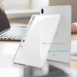 Husa din silicon pentru tableta Samsung Galaxy Tab S7 Plus