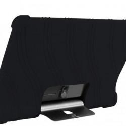 Husa Lenovo Yoga Smart Tab 10.1 inch/Tab 5 YT-X705F, TPU gros - Negru