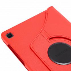 Husa de culoare rosie pentru tableta Samsung Galaxy Tab A7 10.4 T500 T505 -