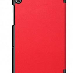 Husa rosie pentru tableta Lenovo Tab M10 TB-X306F/TB-X306X 10.1