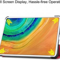 Husa Smart Cover Tableta Huawei MatePad Pro 10.8 inch - rosu