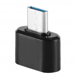 Adaptor OTG, USB tip C to USB 3.0, (Type C to USB), Negru