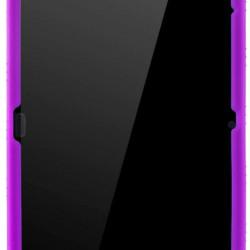 Husa de culoare mov pentru tableta Huawei MediaPad T5, 10.1