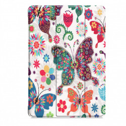 "Husa Smart Cover compatibila cu tableta Apple iPad 8 (2020), 10.2"" - Model Fluture"