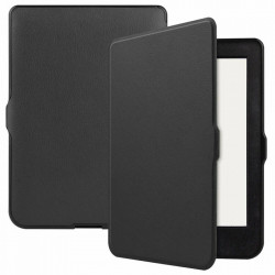 Husa Smart Cover E-Reader Kobo Nia 6 Inch 2020 neagra