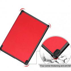 Husa Smart Cover Lenovo Tab M10 TB-X605 10.1 inch rosie