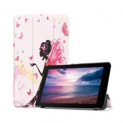 Husa cu printesa pentru tableta Samsung Galaxy Tab A7 Lite