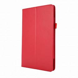 Husa tip carte pentru tableta  Huawei MatePad 10.4 rosie