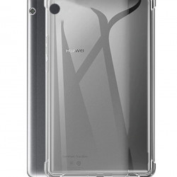 Husa tableta Huawei Mediapad T5 10.1 inch TPU subtire transparent