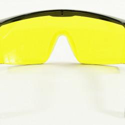Ochelari de protectie pentru scantei galben