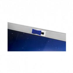 Set 2 bucati, protectie camera web, anti spion, hacking, spyware, culisabila, Albastru