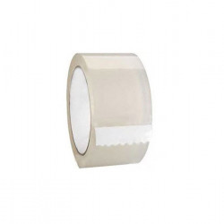 Set 6 role, banda adeziva scotch Ultra Clear, 50 m x 48 mm, transparenta