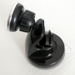 Suport  magnetic  fixare pe parbriz, negru