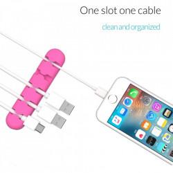 Organizator cabluri 5 sloturi